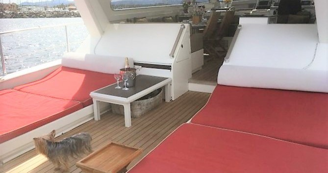 Yacht à louer à Port Grimaud au meilleur prix