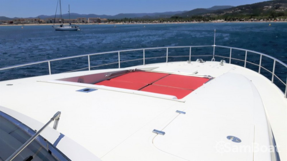 Rental yacht Port Grimaud - Leopard Leopard 23 on SamBoat