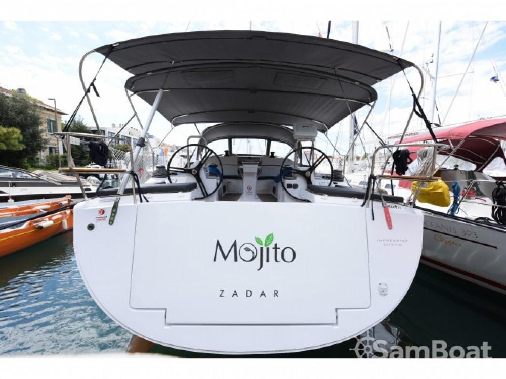 Location bateau Elan Elan 50 Impression - with AC à Marina Zadar sur Samboat