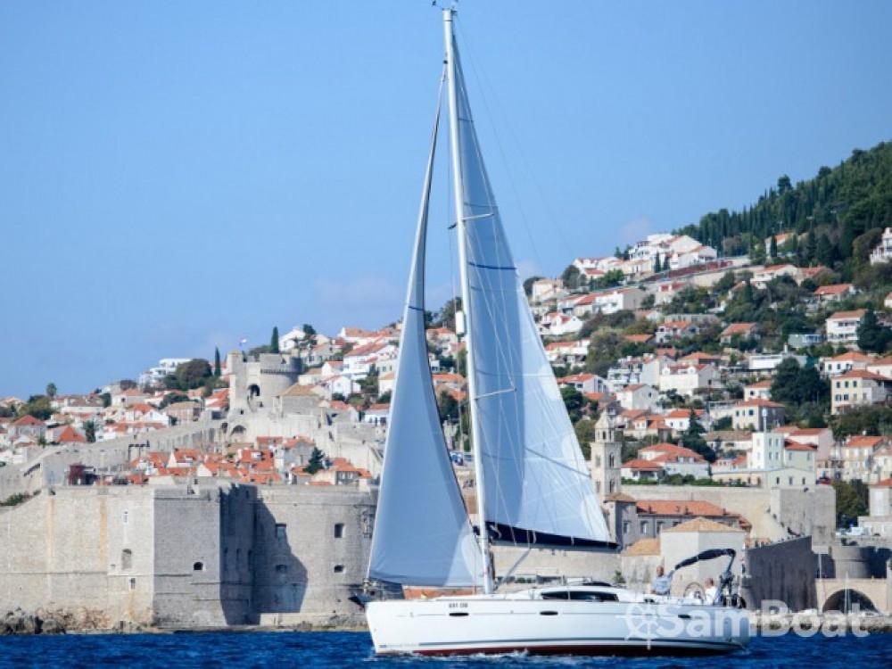 Louez un Bénéteau Oceanis 40 à ACI Marina Dubrovnik