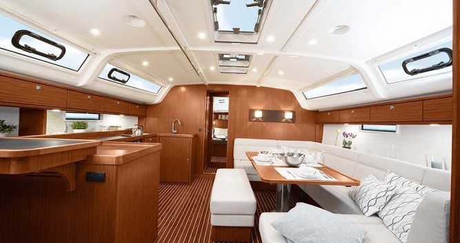 Noleggio barche Alghero economico Cruiser 51