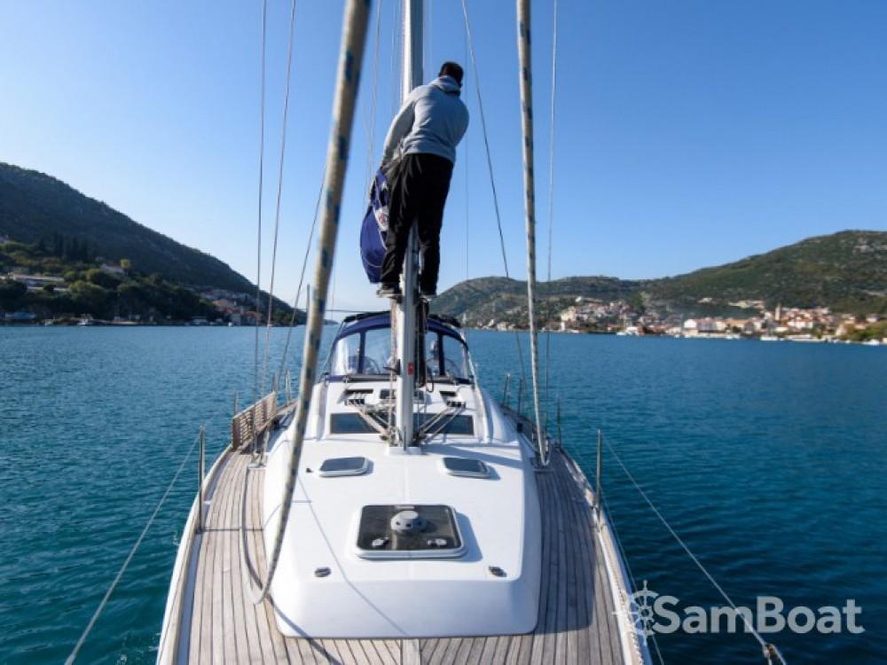 Location bateau Bénéteau Oceanis 40 à ACI Marina Dubrovnik sur Samboat