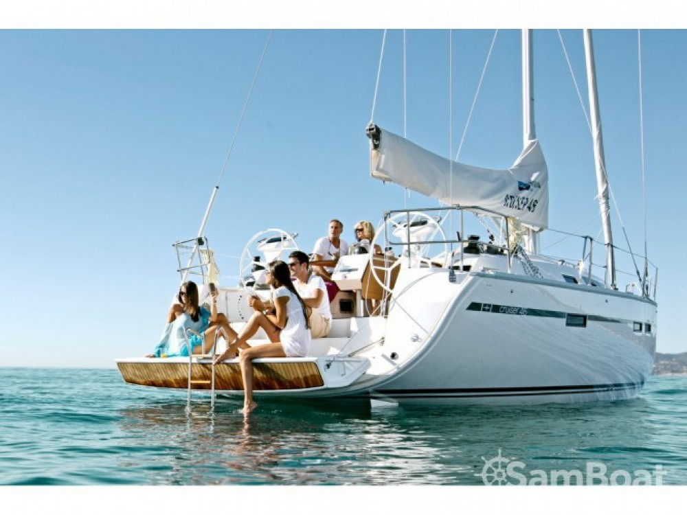 Location bateau Golfo Aranci pas cher Bavaria Cruiser 46