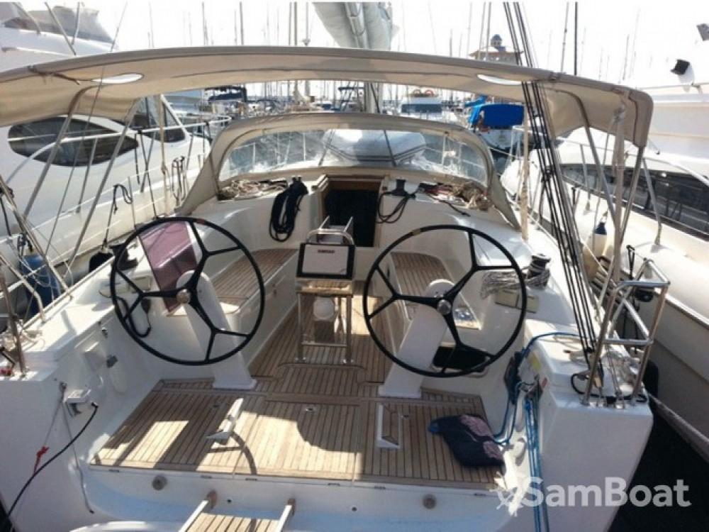 Location bateau Hanse Hanse 400 à Ibiza Magna sur Samboat