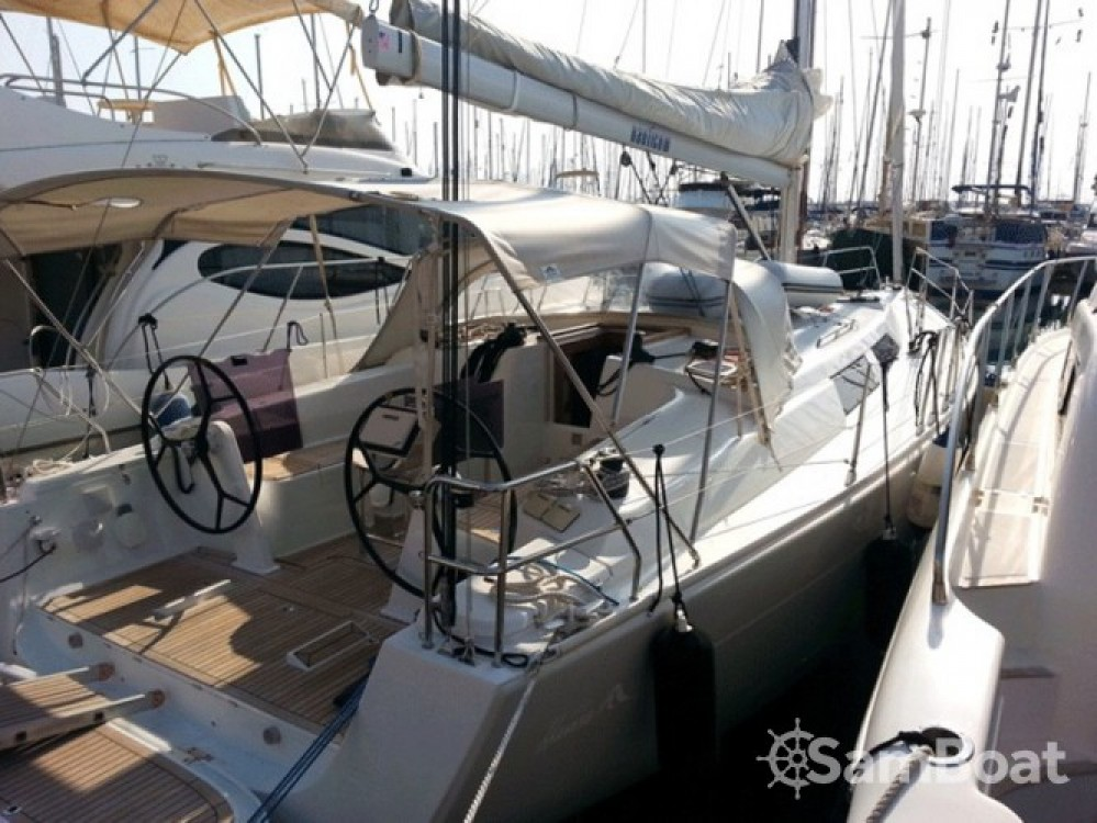 Hanse Hanse 400 entre particuliers et professionnel à Ibiza Magna