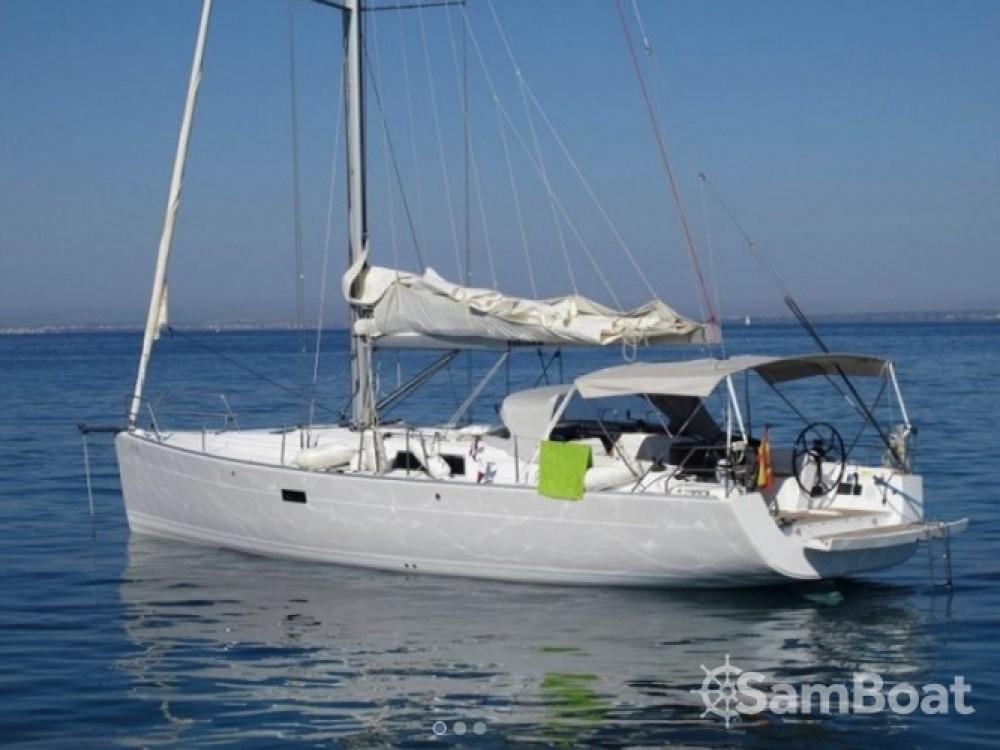 Louez un Hanse Hanse 400 à Ibiza Magna