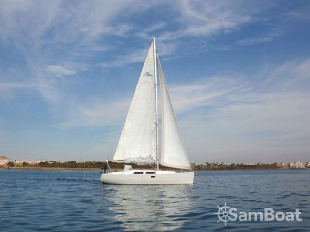Location yacht à Ibiza Magna - Hanse Hanse 400 sur SamBoat