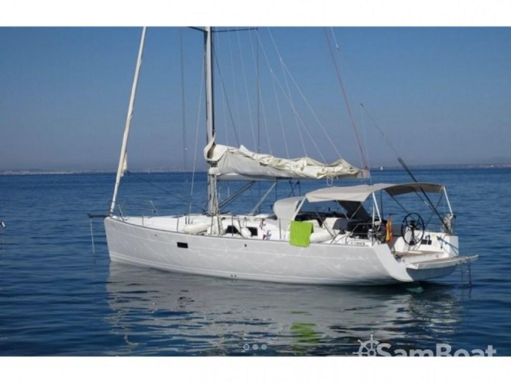 Location Voilier à Ibiza Magna - Hanse Hanse 400