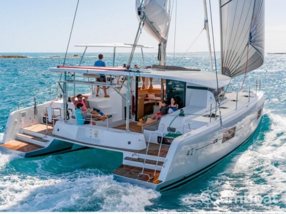 Location yacht à Pointe-à-Pitre - Lagoon Lagoon 42 sur SamBoat