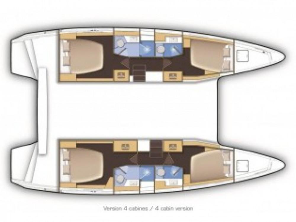 Catamaran à louer à Grand Case au meilleur prix