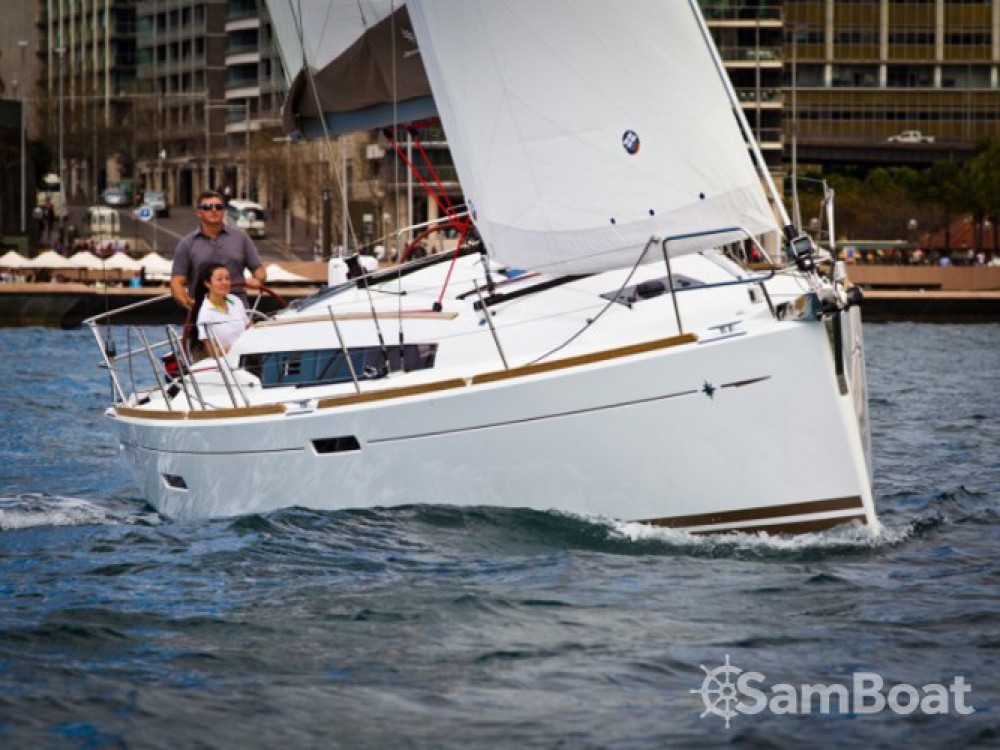 Location yacht à Primošten - Jeanneau Sun Odyssey 379 (3cab) sur SamBoat