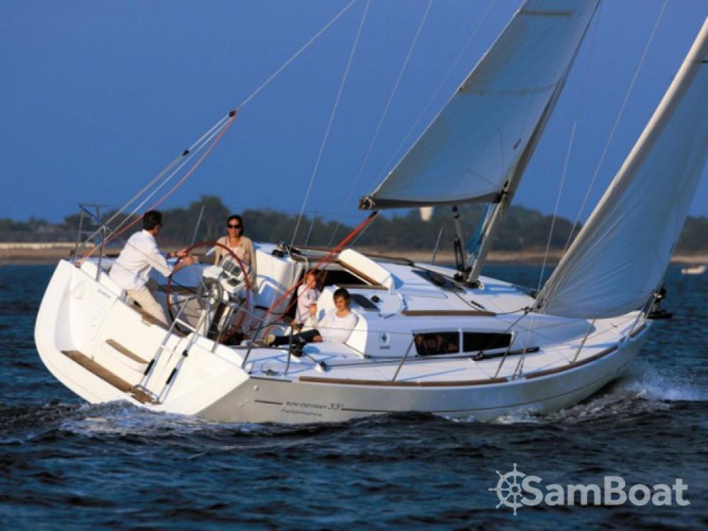 Location bateau Primošten pas cher Sun Odyssey 33i