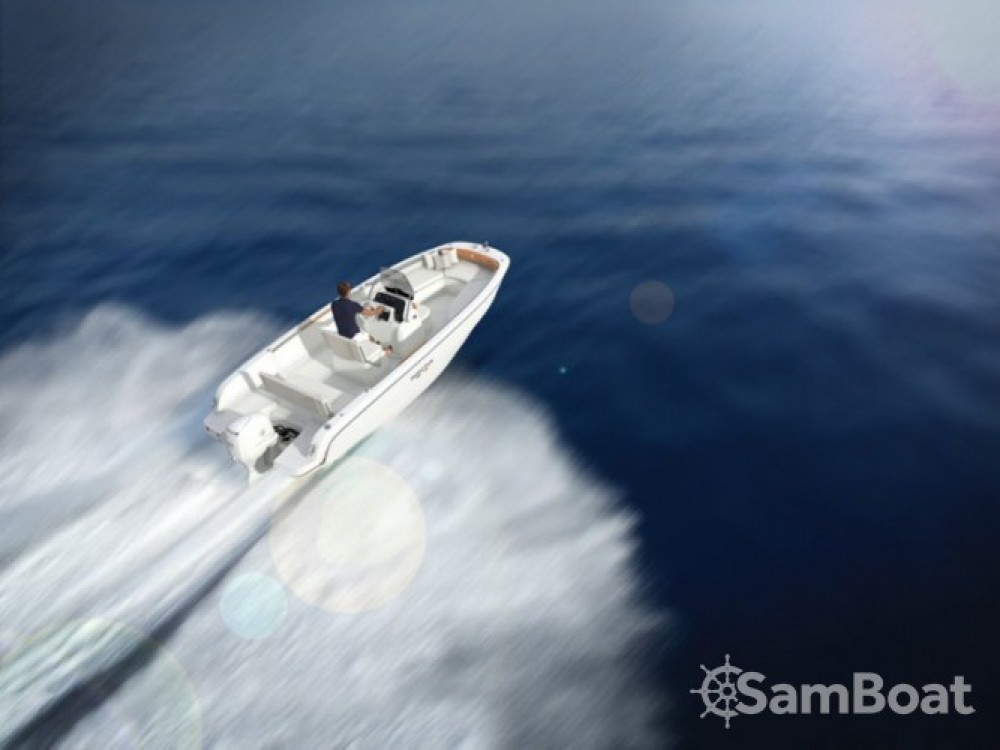 Location yacht à Marina Baotić - Invictus  Invictus 190 FX sur SamBoat