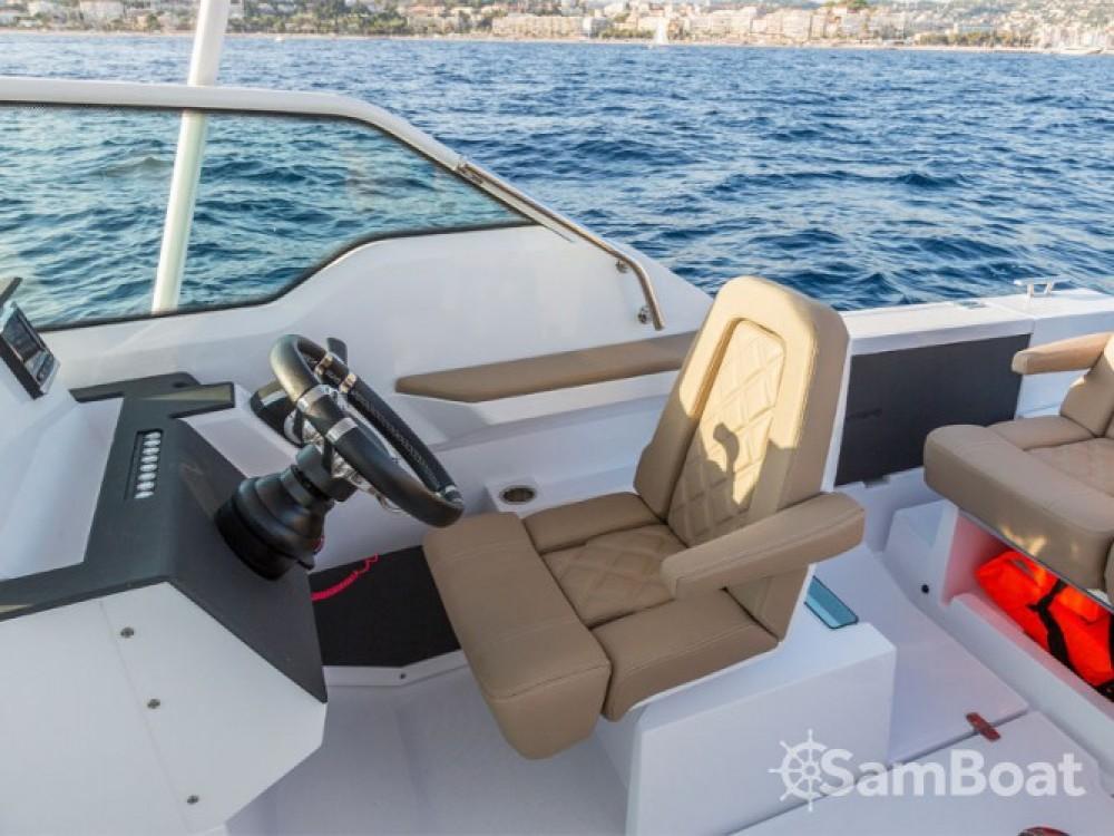 Location yacht à Seget Donji - Axopar Axopar 24 TT sur SamBoat