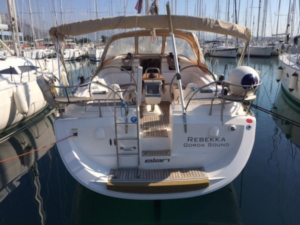 Location bateau Elan Elan 434 à Unity sur Samboat