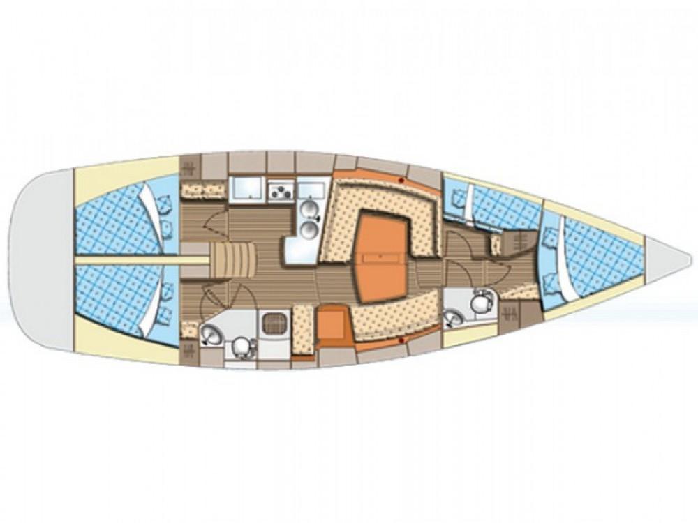Location yacht à Unity - Elan Elan 434 sur SamBoat