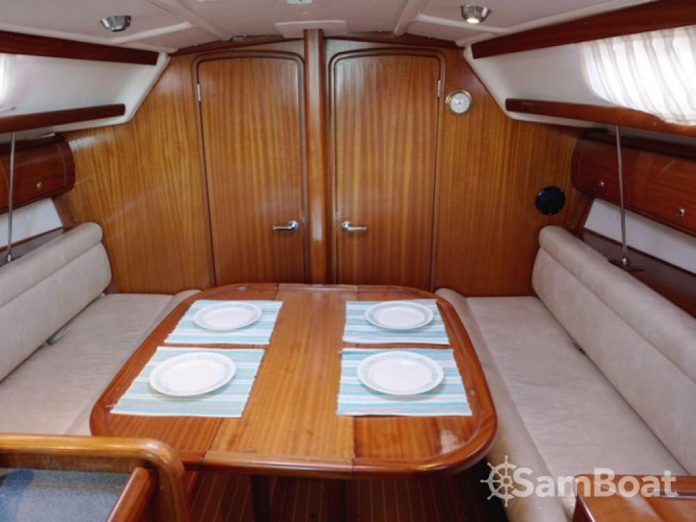 Location bateau Νικιάνα pas cher Bavaria 36
