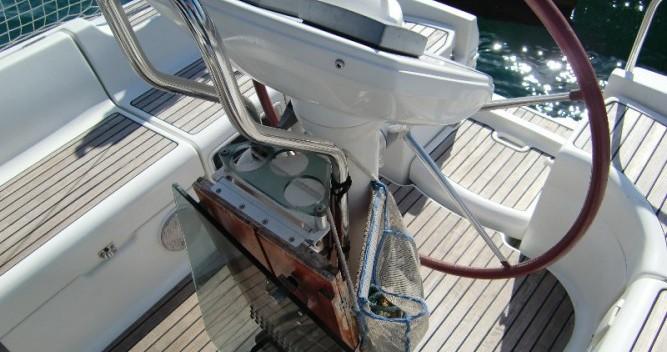 Location bateau Gallipoli pas cher Sun Odyssey 37