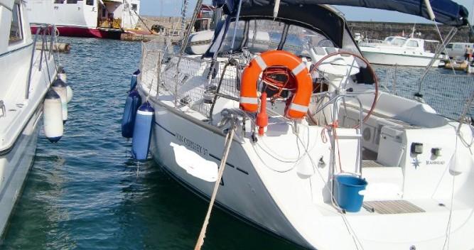 Louez un Jeanneau Sun Odyssey 37 à Gallipoli