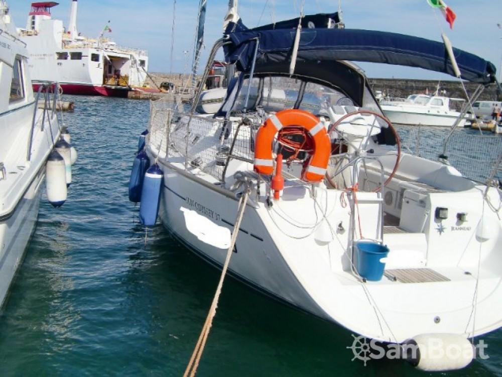 Jeanneau Sun Odyssey 37 entre particuliers et professionnel à Gallipoli