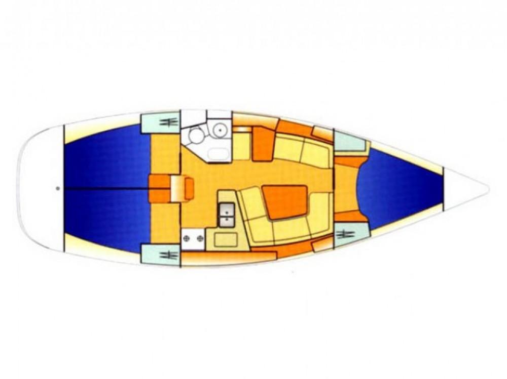 Location yacht à Gallipoli - Jeanneau Sun Odyssey 37 sur SamBoat