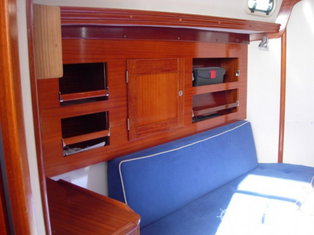 Sailboat for rent Marina Kröslin at the best price