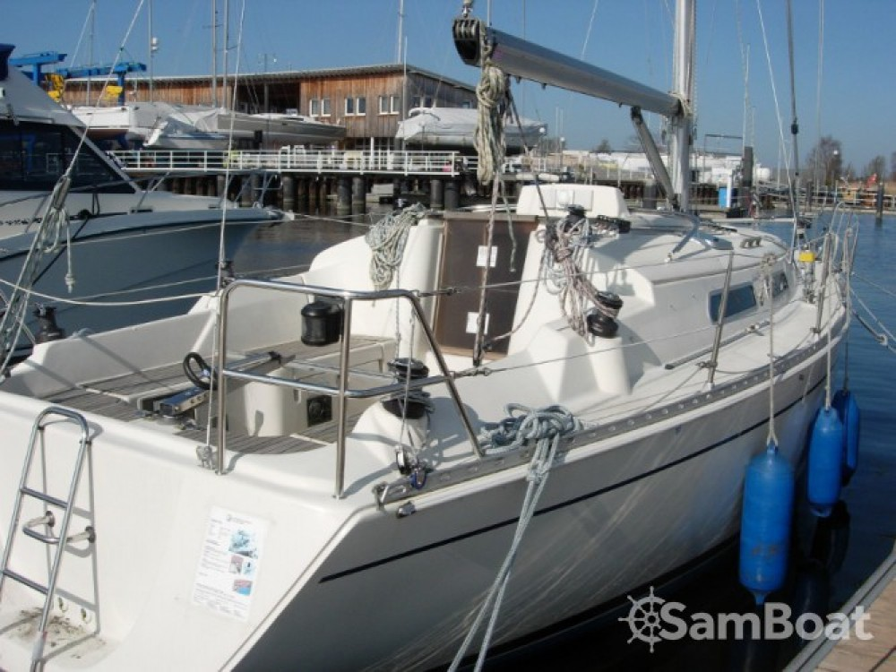 Rental yacht Marina Kröslin - Hanse Hanse 311 on SamBoat