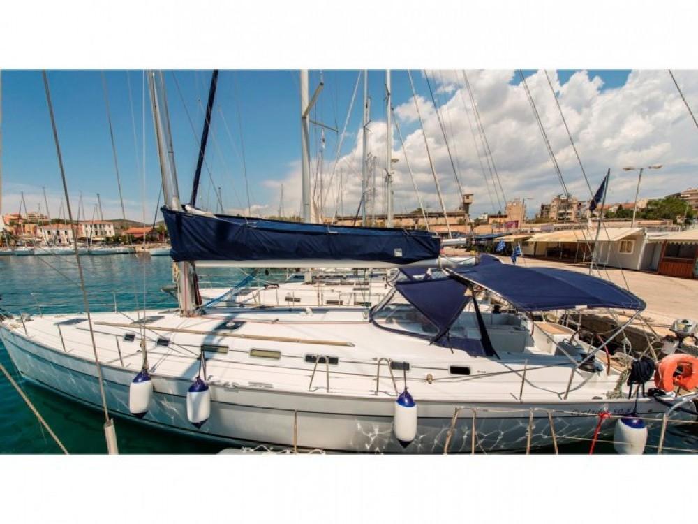 Location bateau Bénéteau Cyclades 50.5 à Laurion sur Samboat