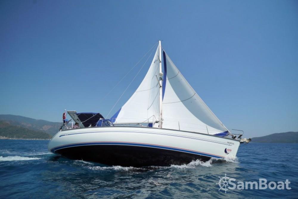 Location bateau Marmaris pas cher Bavaria 42