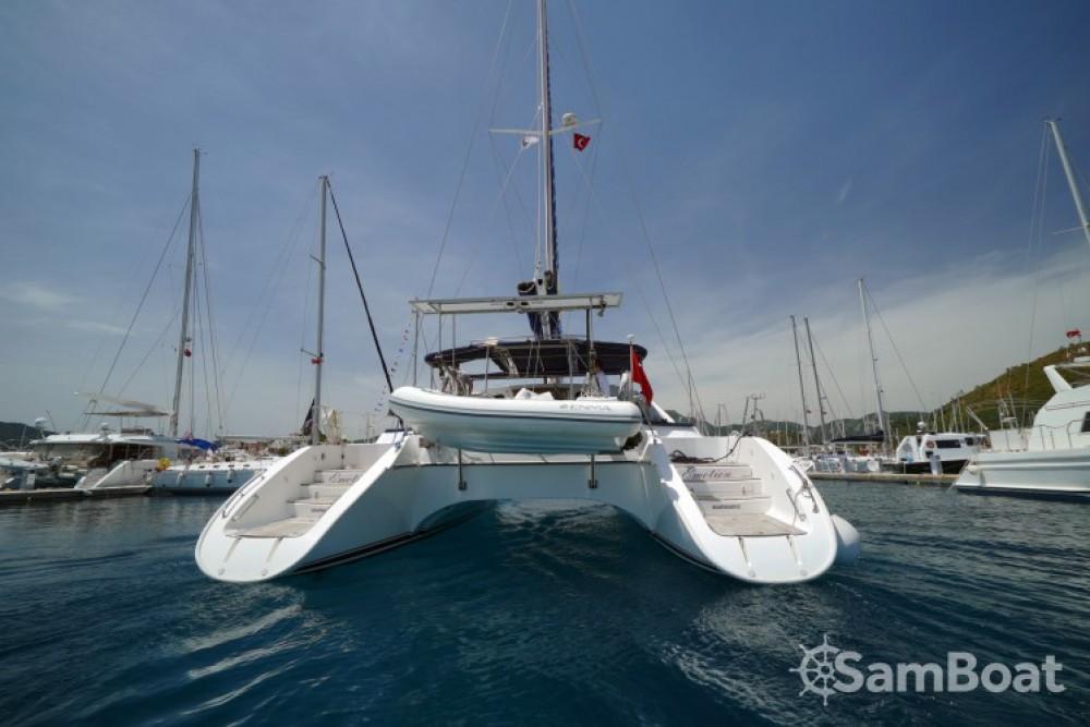 Location bateau Marmaris pas cher Privilege 465
