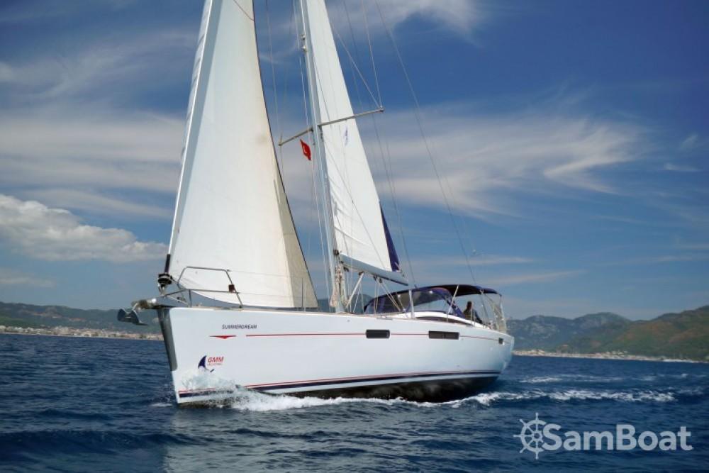 Location bateau Jeanneau Jeanneau 57 à Marmaris sur Samboat