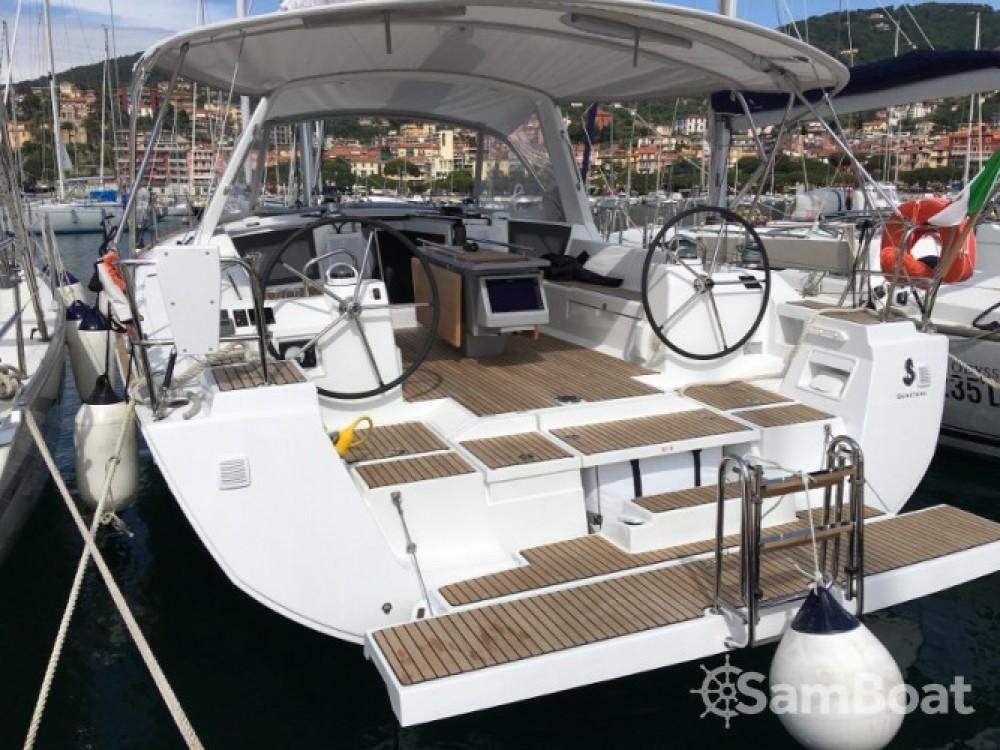 Louer Voilier avec ou sans skipper Bénéteau à La Spezia