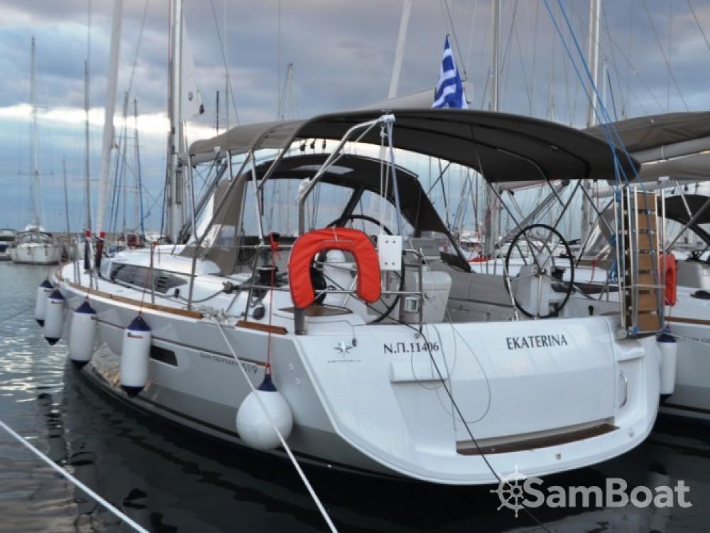 Location bateau Jeanneau Sun Odyssey 519 à Μαρίνα Αλίμου sur Samboat
