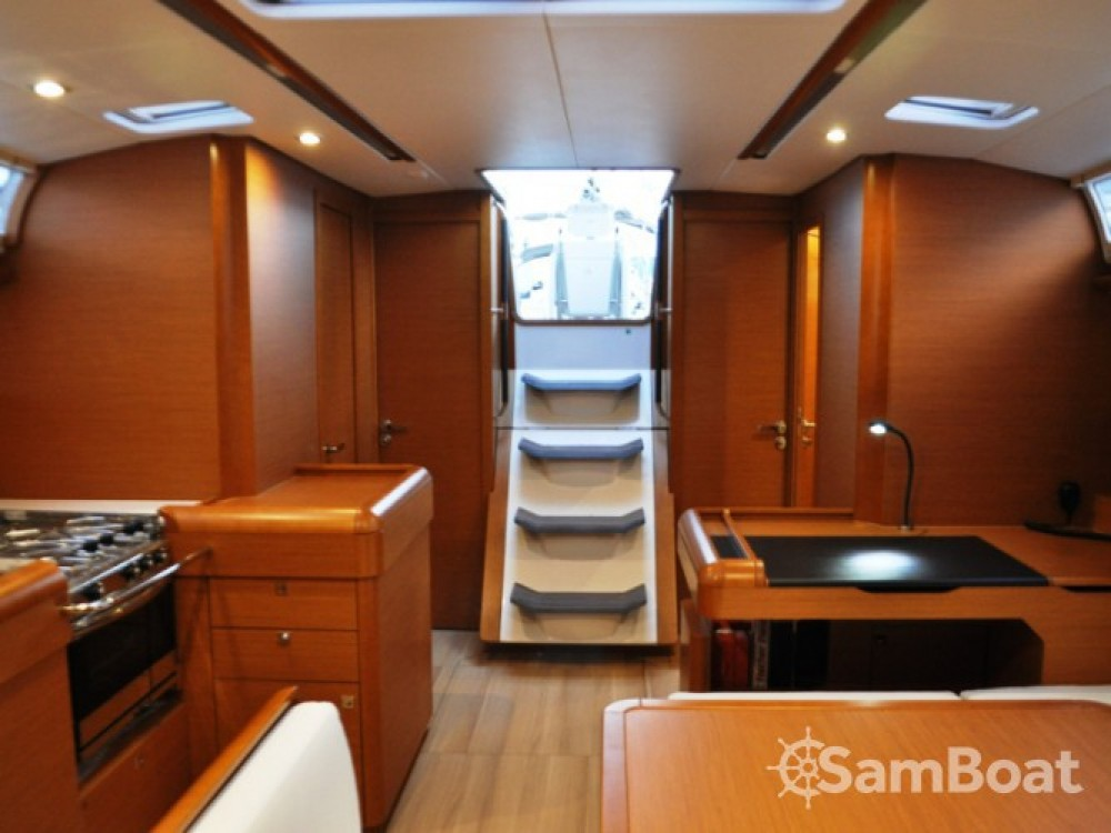 Location bateau Μαρίνα Αλίμου pas cher Sun Odyssey 519