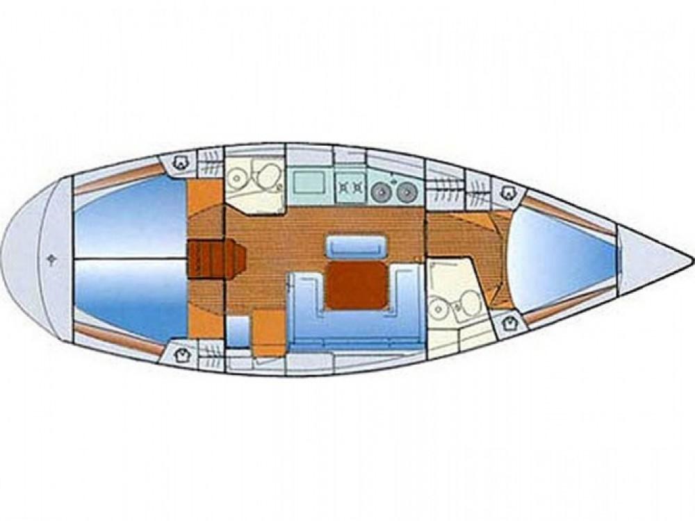 Location bateau Μαρίνα Αλίμου pas cher Bavaria 38