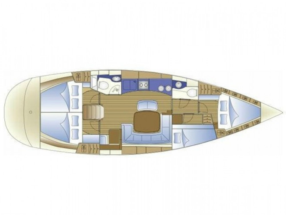 Location bateau Marina de Alimos pas cher Bavaria 44