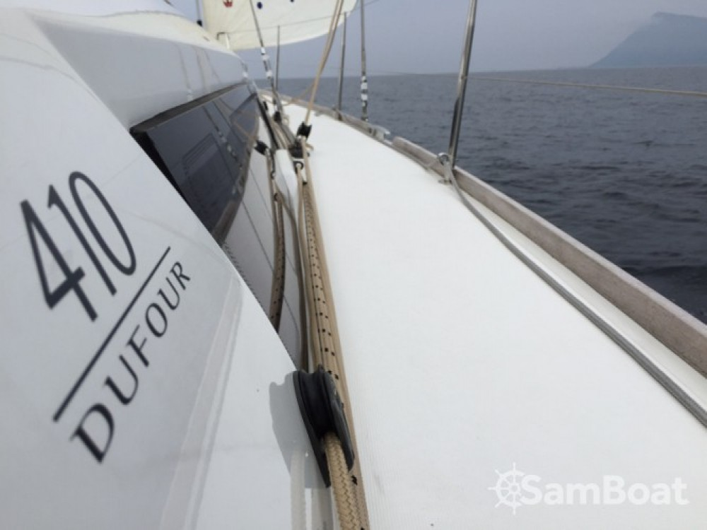 Dufour Dufour 410 Grand Large entre particuliers et professionnel à Hjellestad Marina