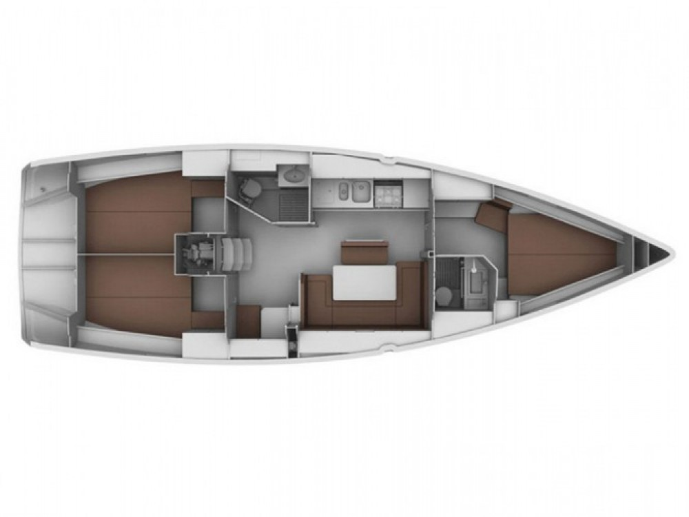 Location bateau Bavaria Bavaria 40 Cruiser à Sibenik sur Samboat