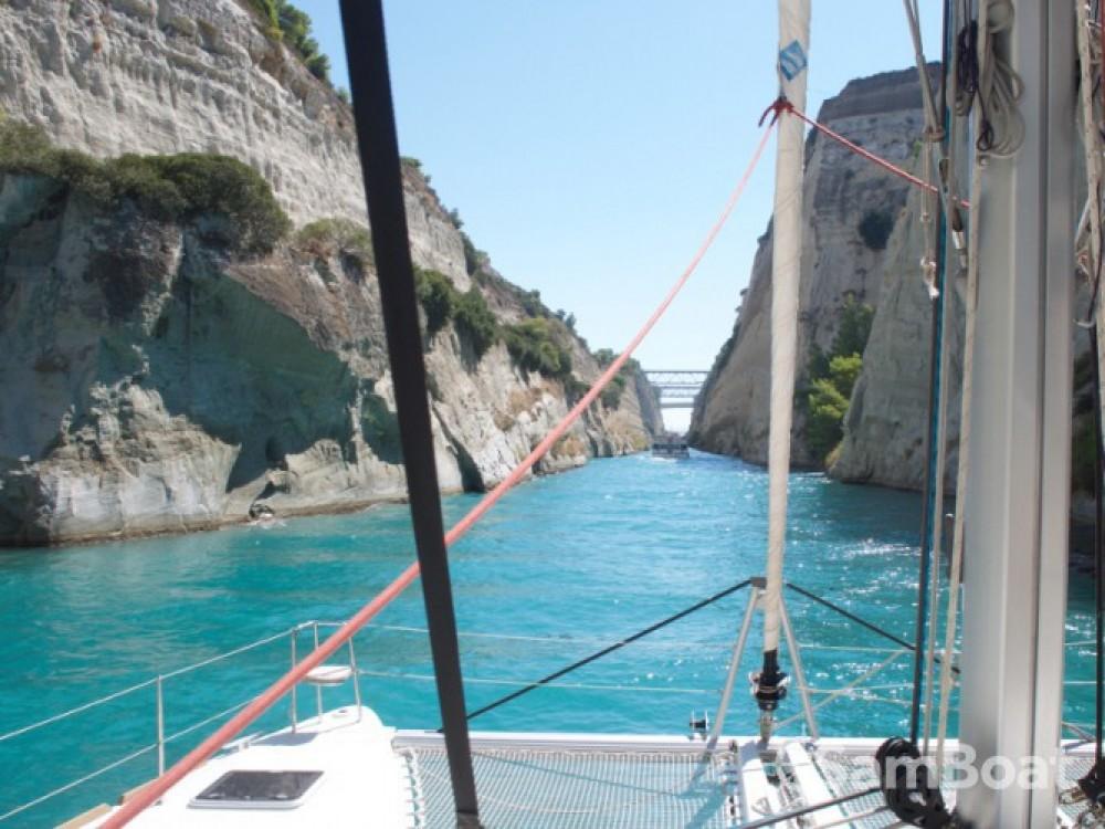 Location yacht à Marina de Alimos - Lagoon Lagoon 450 sur SamBoat