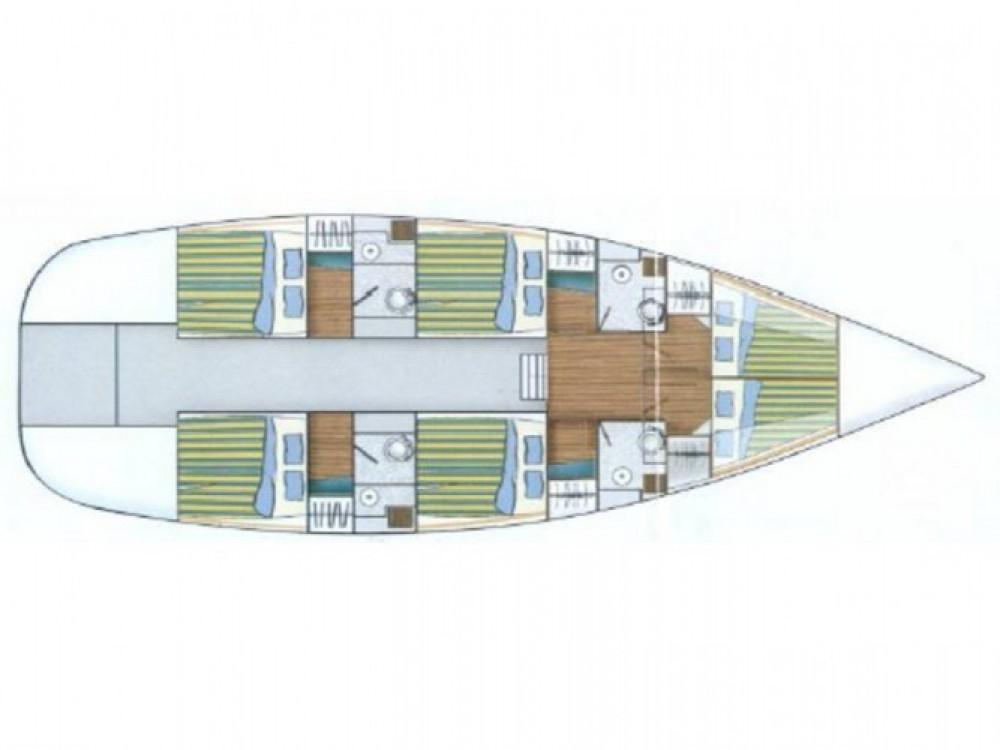 Location bateau Dufour Atoll 6 à Rogoznica sur Samboat