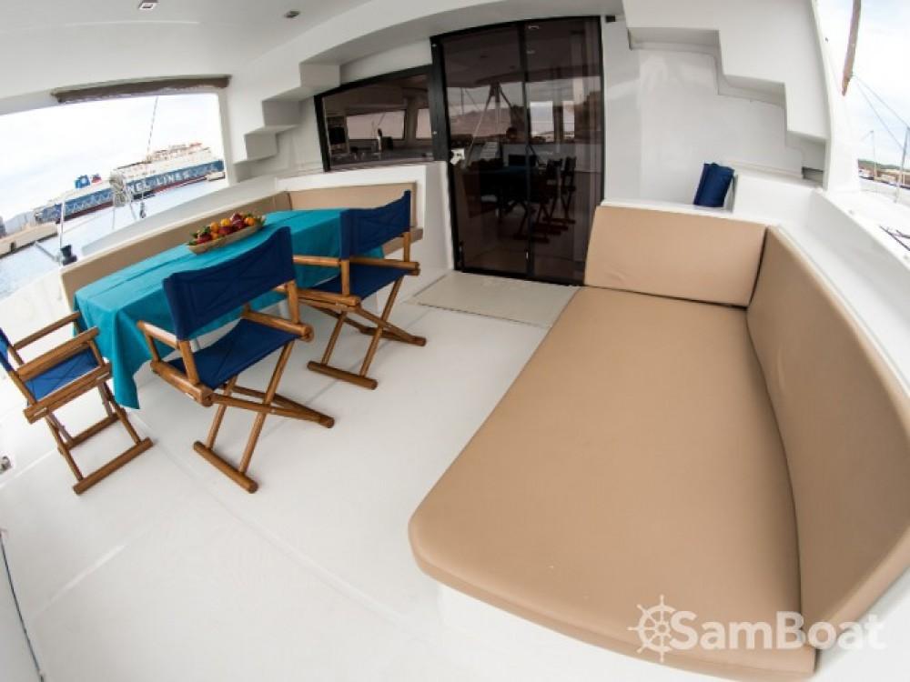 Location Catamaran à Laurion - Bali Catamarans Bali 4.5