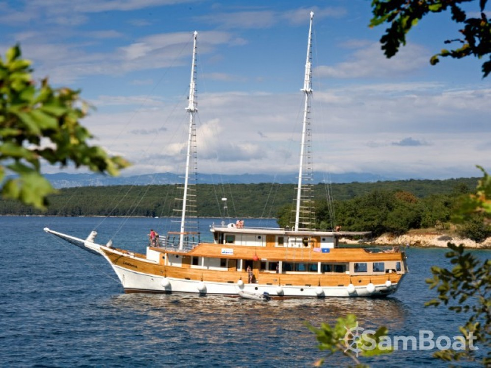 Location yacht à Marina Zadar - Bavaria Gulet sur SamBoat