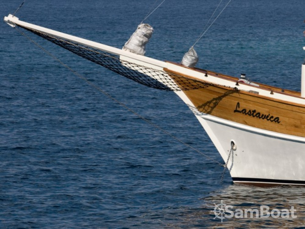 Location bateau Bavaria Gulet à Marina Zadar sur Samboat