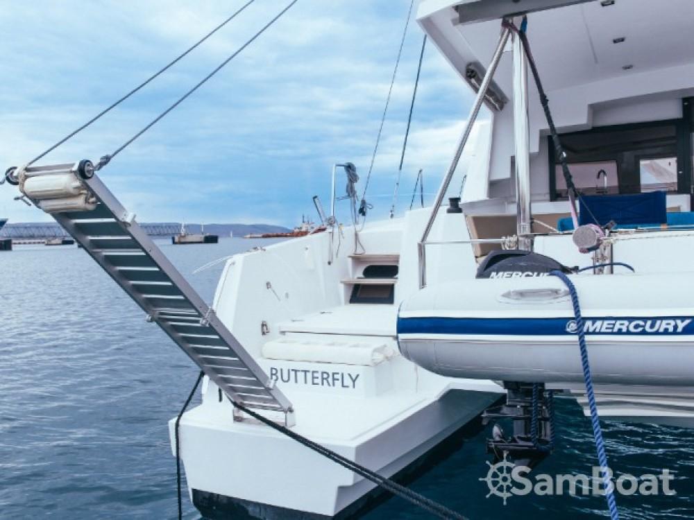 Location bateau Bali Catamarans Bali 4.5 à Laurion sur Samboat