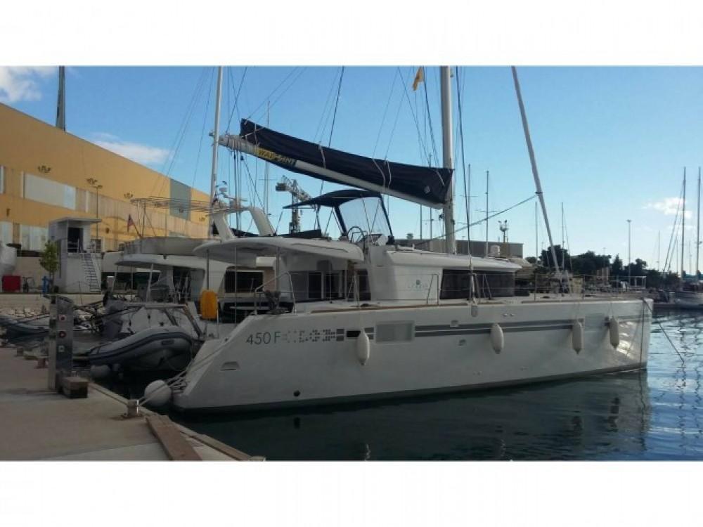 Lagoon Lagoon 450 entre particuliers et professionnel à ACI Marina Dubrovnik