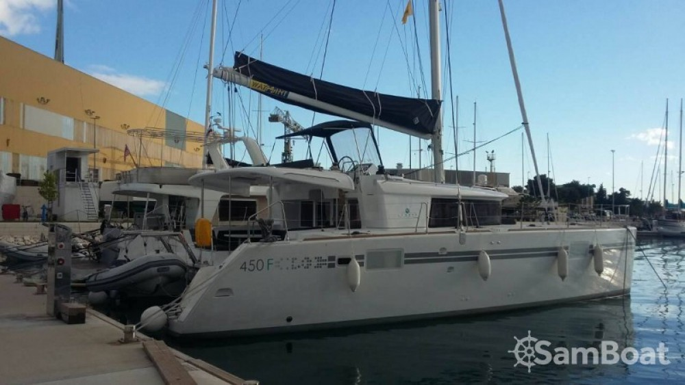 Louez un Lagoon Lagoon 450 Fly à ACI Marina Dubrovnik