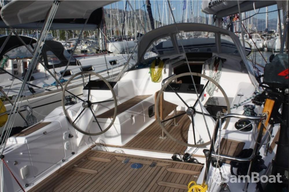 Location bateau Salona Salona 38 à ACI Marina Trogir sur Samboat