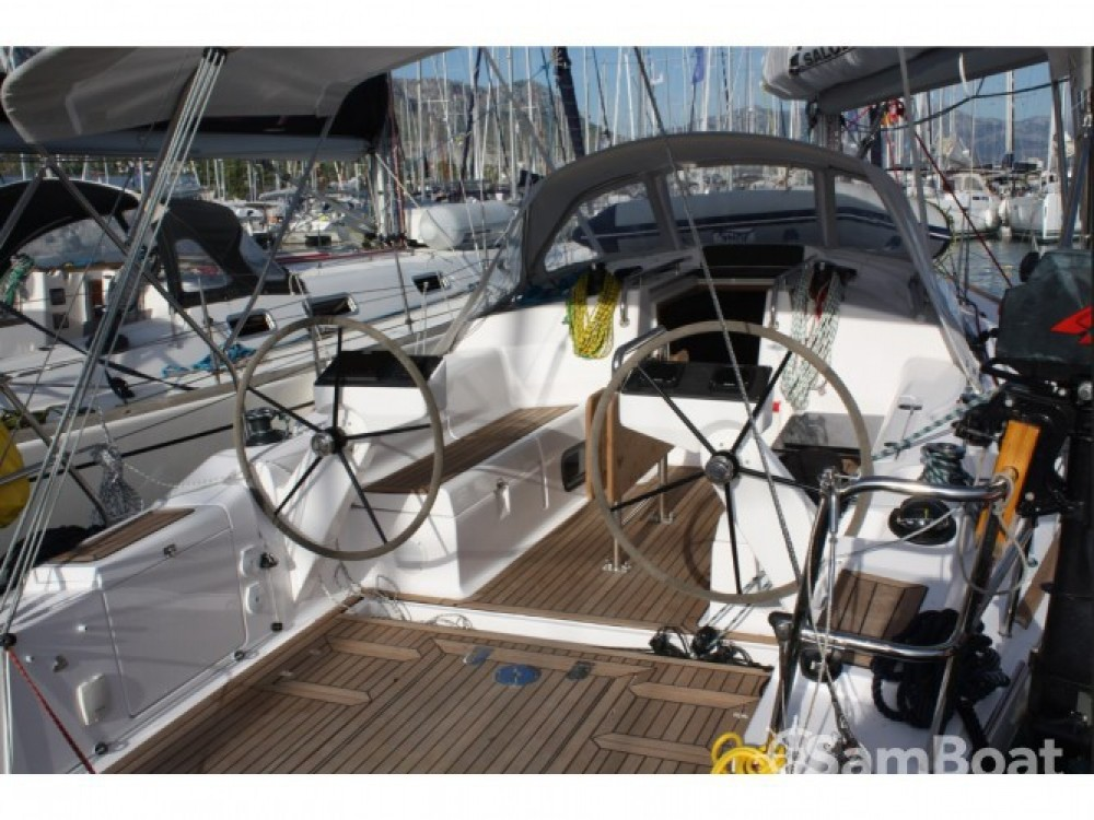 Location bateau ACI Marina Trogir pas cher Salona 38