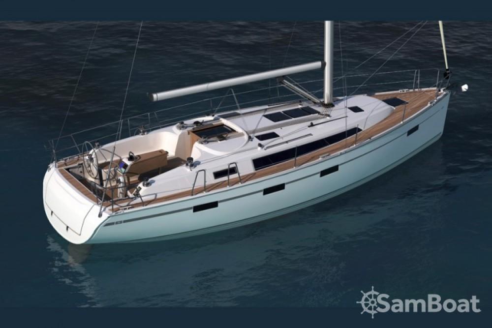Location bateau ACI Marina Trogir pas cher Cruiser 41