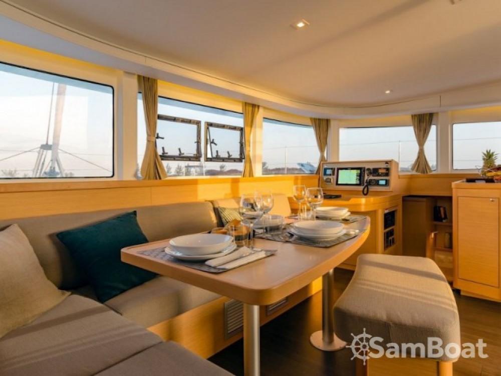 Location Catamaran à Grenada Yacht Club - Lagoon Lagoon 42